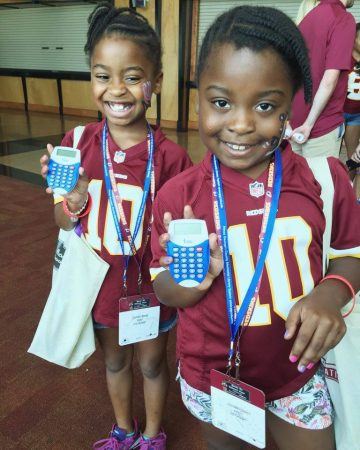 Redskins Back to School Fair @ FedExField | Hyattsville | Maryland | United States