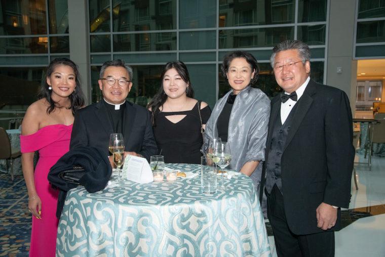Victoria Jennifer Fr. Paul Rose And Dr. Mark Lee